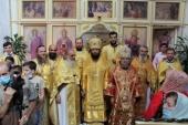 Патриарший экзарх Западной Европы посетил приходы Милана