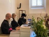 Ο πατριαρχικός έξαρχος συμμετείχε σε συνέδριο αφιερωμένο στην 800ή επέτειο της γεννήσεως του Αγίου Αλεξάνδρου Νιέφσκι