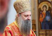 Святейший Патриарх Сербский Порфирий выразил соболезнования в связи с гибелью кинорежиссера Александра Мельника и главы МЧС Евгения Зиничева