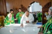 Новые храмы освящают и строят в Украинской Православной Церкви