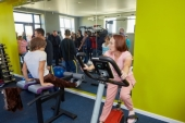 В созданном общественно-церковной организацией «Квартал Луи» арт-поместье в Пензе открыли два новых объекта для людей с инвалидностью