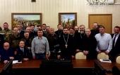 Ответственный секретарь Синодального комитета по взаимодействию с казачеством принял участие в Совете атаманов Москвы