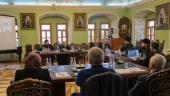 В Московской духовной академии прошло заседание межакадемического докторского диссертационного совета