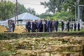 Глава Ставропольской митрополии и полномочный представитель Президента в СКФО посетили разрушенный в XX веке Иоанно-Мариинский монастырь г. Ставрополя