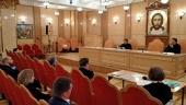 Состоялось заседание Межведомственной координационной группы по преподаванию теологии в вузах