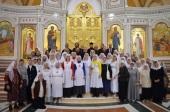 В Калининграде открылся Межрегиональный съезд сестер милосердия