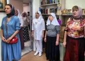 В двух больницах Казани открылись сестринские посты милосердия