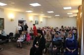 Гала-концерт инклюзивного фестиваля Ливенской епархии «Мир один на всех» посетили представители Синодального отдела по социальному служению