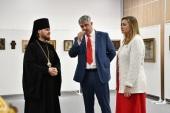 Аргентинская епархия провела выставку православных икон «Святые лики»