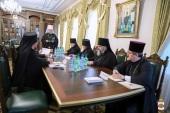 Состоялось заседание Синода Православной Церкви Молдовы