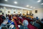В Киево-Печерской лавре состоялось очередное собрание представителей епархиальных юридических отделов Украинской Православной Церкви