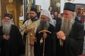 Епископ Барышевский Виктор: Патриарх Сербский Порфирий — настоящий пастырь нашего времени