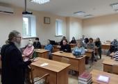 Представитель Синодального отдела по благотворительности провел семинар по социальному служению в Благовещенской епархии