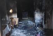 Совершен поджог строящегося храма Одесской епархии