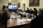 В Издательском Совете прошло заседание Совета экспертов литературного конкурса «Новая библиотека» по номинации рукописей