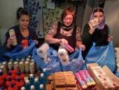Нуждающиеся семьи Тверской епархии получили наборы бытовой химии