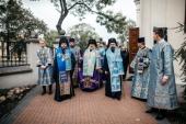 Делегация Украинской Православной Церкви совершает паломничество к святыням Польской Церкви