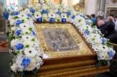 Традиционный крестный ход с иконой Божией Матери «Знамение» Курской-Коренной не состоится из-за усложняющейся эпидемиологической ситуации в регионе