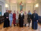 Специалисты Синодального отдела по благотворительности посетили Орловскую митрополию