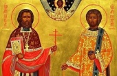 Служба священномученикам Павлу и Григорию Мокинским