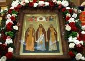 Служба преподобномученикам Гуслицким Серафиму, Иоасафу и Петру