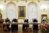 Священный Синод поддержал развитие Всецерковного православного молодежного движения и Братства православных следопытов