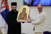 В Белграде прошел международный форум «Посвящение святому князю Александру Невскому»