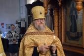 Правящим архиереем Владикавказской епархии избран архимандрит Герасим (Шевцов)