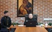 Председатель Синодального отдела по делам молодежи провел заседание Коллегии руководителей епархиальных отделов и ответственных за молодежное служение в Приволжском федеральном округе