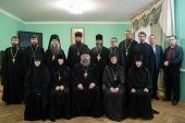 В Курской митрополии открываются курсы базовой подготовки в области богословия для монашествующих
