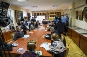 Круглый стол «Роль православного духовенства и верующих в спасении еврейского населения от Холокоста» прошел в Киевской духовной академии
