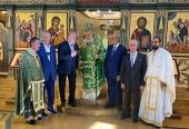 В Ливане совершили молитву о русском народе