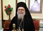 Блаженнейший Патриарх Антиохийский Иоанн X встретился с представителем Патриарха Московского и всея Руси