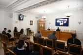 В ОЦАД открылась VII Международная патристическая конференция «Святитель Амвросий Медиоланский и его богословское наследие»