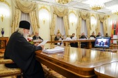 Митрополит Волоколамский Иларион: Как будет структурно оформлено присутствие Русской Церкви в Африке, решит Священный Синод
