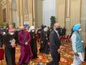 Председатель Отдела внешних церковных связей принял участие в состоявшемся в Риме саммите религиозных лидеров, посвященном теме изменения климата