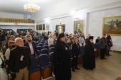 В Александро-Невской лавре начал работу проект «Современное изобразительное церковное искусство»