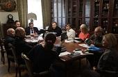 Состоялось итоговое заседание экспертов конкурса «Просвещение через книгу»