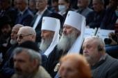 Предстоятель Украинской Православной Церкви принял участие в мероприятиях, посвященных 80-й годовщине трагедии Бабьего Яра