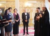 Патриарший экзарх Юго-Восточной Азии вручил церковные награды подданным Королевства Таиланд