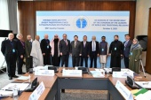 Секретарь ОВЦС по межрелигиозным отношениям принял участие в заседаниях подготовительных органов Съезда мировых и традиционных религий