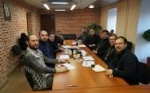 В Синодальном отделе по делам молодежи состоялось совещание по подготовке к Международным Рождественским образовательным чтениям