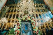 В Троице-Сергиевой лавре состоялись торжества по случаю дня памяти преподобного Сергия Радонежского