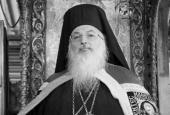 Соболезнование Святейшего Патриарха Кирилла в связи с кончиной архиепископа Иорданского Феофилакта