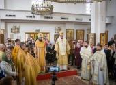В Мадриде прошли торжества по случаю чествования Собора святых, в земле Испанской и Португальской просиявших
