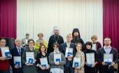 В Российском православном университете состоялись торжества, посвященные 10-летию со дня совершения первой Литургии в университетском храме
