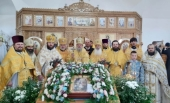 Новый храм Украинской Православной Церкви вместо захваченного раскольниками освящен в селе Боянчук