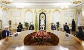 Tripartite meeting held by religious leaders of Russia, Azerbaijan and Armenia