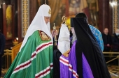 Слово Святейшего Патриарха Кирилла при вручении архиерейского жезла Преосвященному Герасиму, епископу Владикавказскому и Аланскому