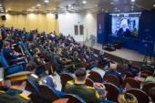 Председатель Синодального комитета по взаимодействию с казачеством принял участие в презентации Электронной библиотеки казачества